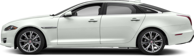 2018 Jaguar XJ Sedan XJL Portfolio