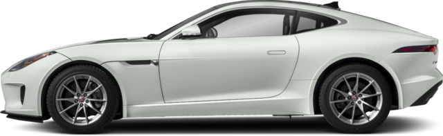 2018 Jaguar F-TYPE Coupe 340HP