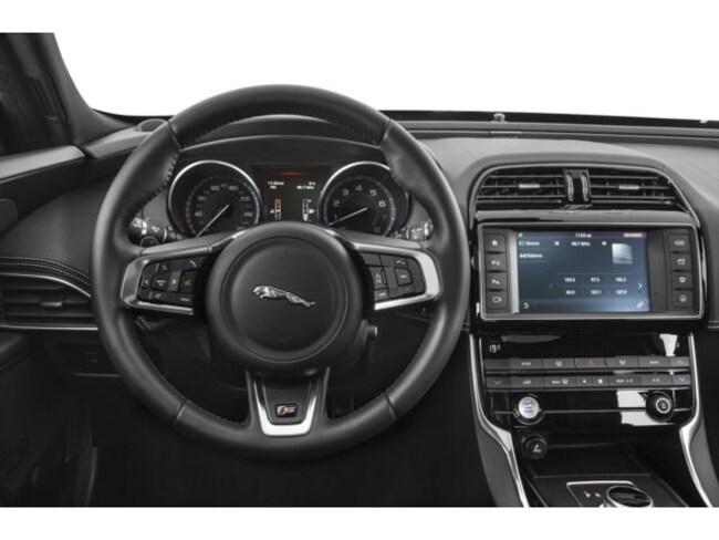New 2018 Jaguar XE For Sale at Jaguar Northfield | VIN