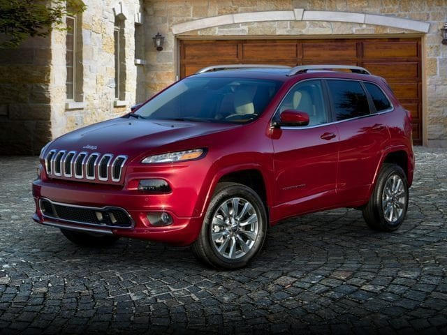 New Jeep Cherokee near Macon