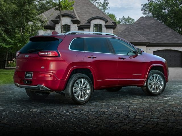 New Jeep Cherokee near Warner Robins