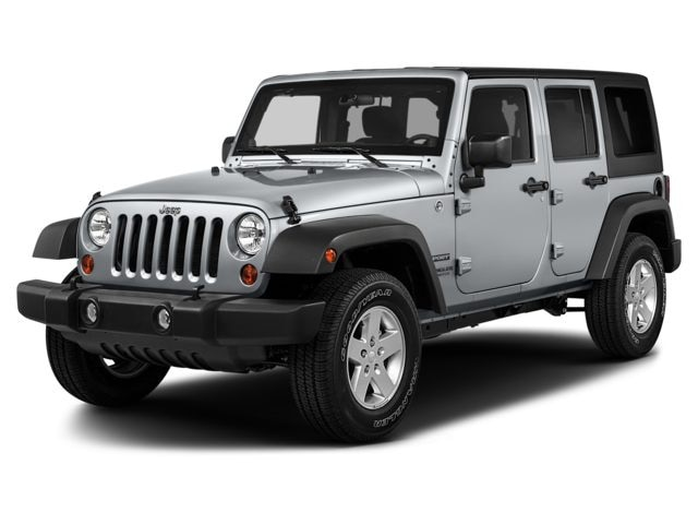 Jeep Wrangler Unlimited Dealer Near Brock TX