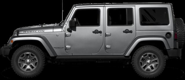 2018 Jeep Wrangler JK Unlimited VUD Rubicon