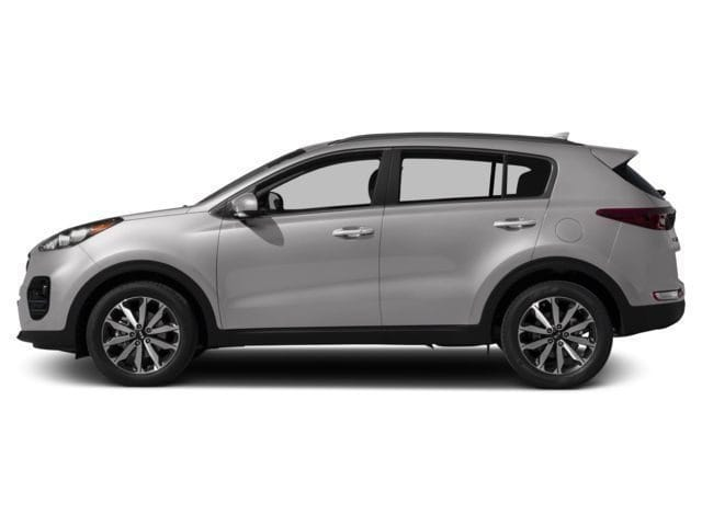 Brand New. 2018 Kia Sportage