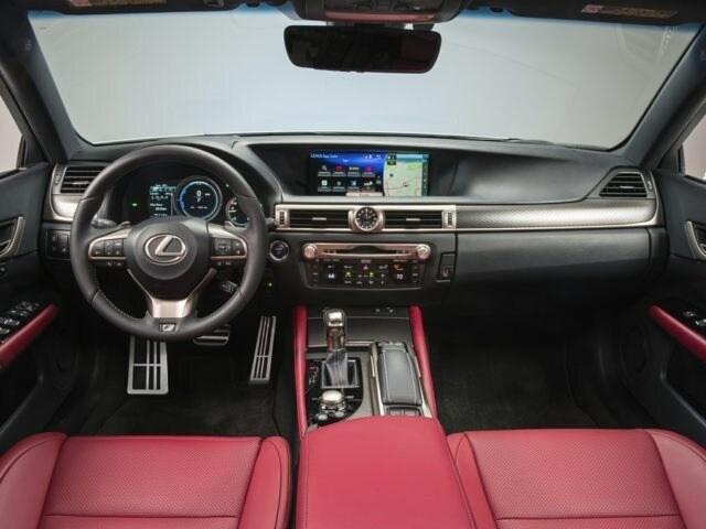 אדיר 2018 Lexus GS 450h Sedan Digital Showroom | Dolan Auto Group QD-19