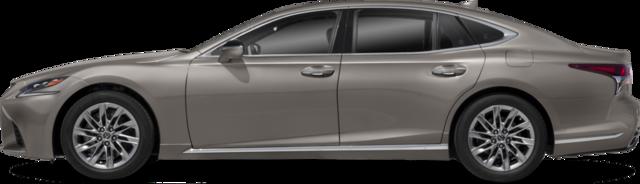 2018 Lexus LS 500 Sedan F Sport