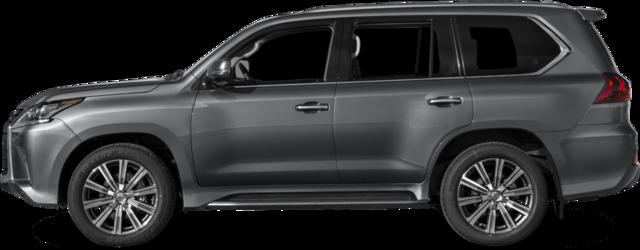 2018 Lexus LX 570 SUV Three-Row