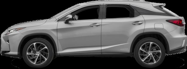 2018 Lexus RX 450h SUV