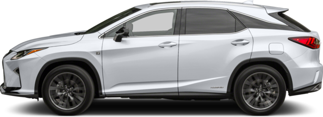 2018 Lexus RX 450h SUV F Sport