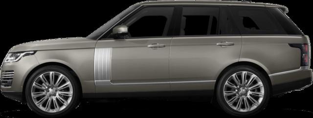 2018 Land Rover Range Rover SUV 3.0L V6 Turbocharged Diesel HSE Td6