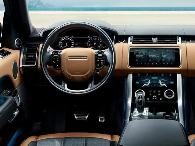 New 2019 Range Rover Sport | Land Rover Troy