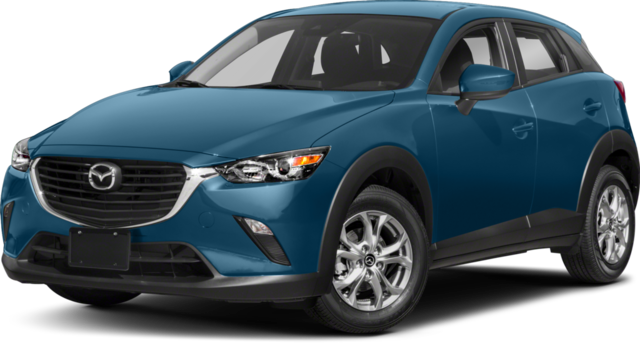 Captivating 2018 Mazda Mazda CX 3 SUV
