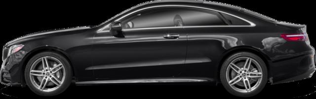 2018 Mercedes-Benz E-Class Coupe E 400 4MATIC