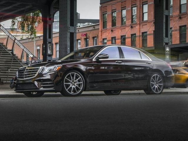 New Mercedes-Benz S-Class in Ann Arbor