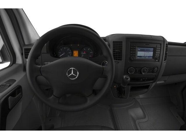 2018 Mercedes-Benz Sprinter 3500 Van