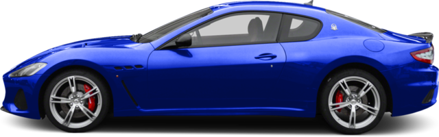 2018 Maserati GranTurismo Coupe MC