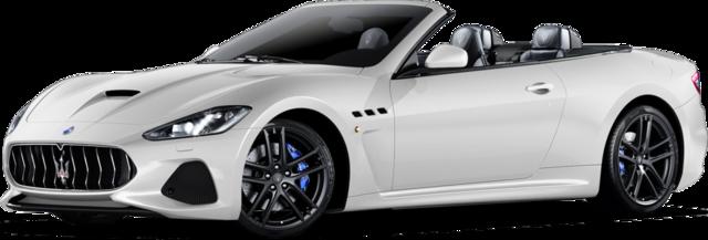2018 Maserati GranTurismo Convertible MC