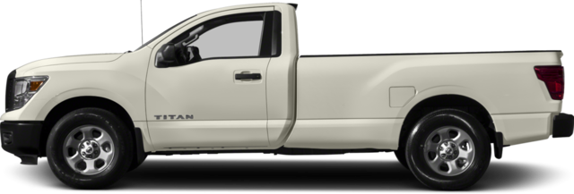 2018 Nissan Titan Truck S