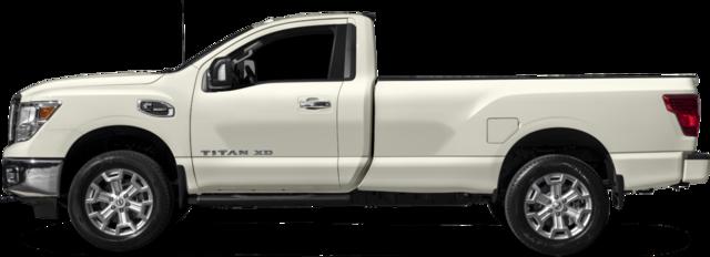 2018 Nissan Titan XD Truck SV Gas