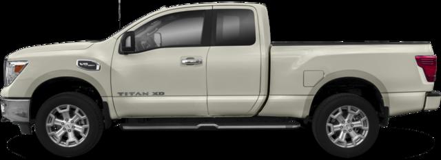 2018 Nissan Titan XD Truck S Gas