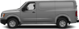 2018 Nissan NV Cargo NV1500 Van S V6