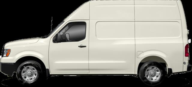 2018 Nissan NV Cargo NV2500 HD Van S V8