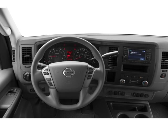 2018 Nissan NV Passenger NV3500 HD Van