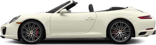 2018 Porsche 911 Convertible Carrera S