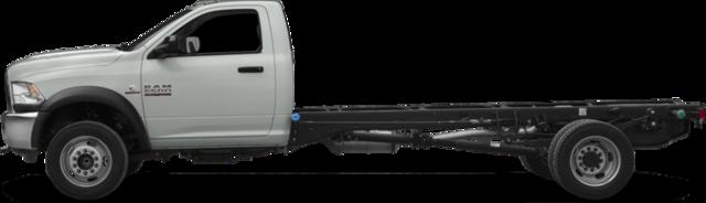 2018 Ram 4500 Chassis Camión Tradesman/SLT