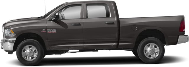 2018 Ram 3500 Camión Tradesman