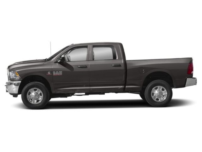 New 2018 Ram 3500 BIG HORN CREW CAB 4X4 8' BOX For Sale in