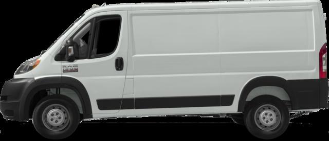 2018 Ram ProMaster 1500 Cargo Van Low Roof