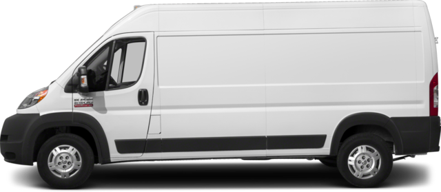 2018 Ram ProMaster 2500 Van High Roof