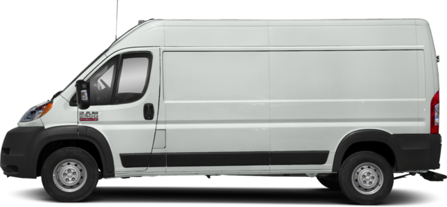 2018 Ram ProMaster 2500 Cargo Van High Roof