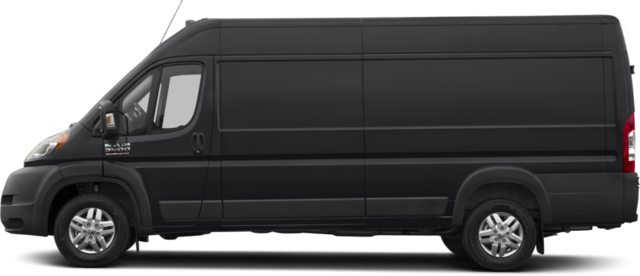 2018 Ram ProMaster 3500 Cargo Van High Roof