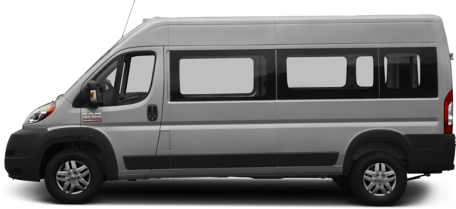 2018 Ram ProMaster 2500 Window Van Van High Roof