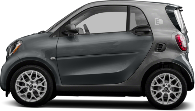 2018 smart fortwo electric drive Coupe pure