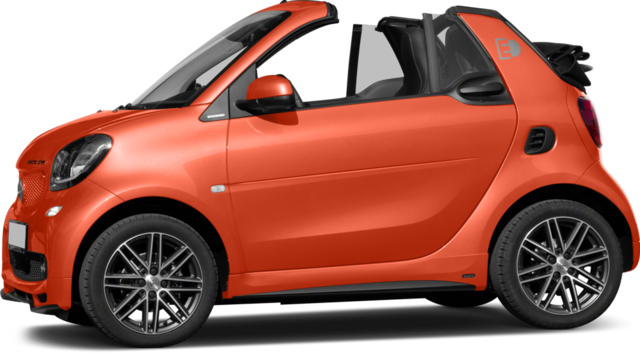 2018 smart fortwo electric drive Convertible prime
