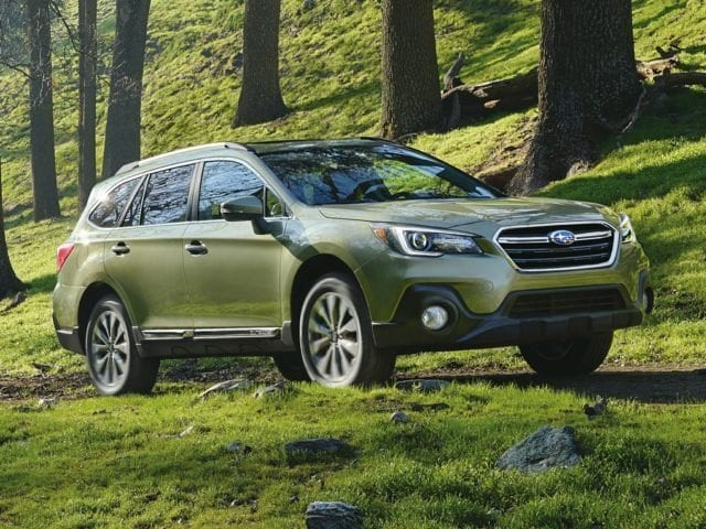 2018 Subaru Outback 2.5i SUV for sale in Salt Lake City