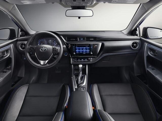 2018 Toyota Corolla Sedan
