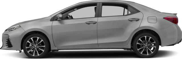 2018 Toyota Corolla Sedan SE