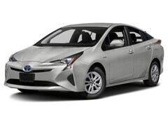 New 2018 Toyota Prius Three Hatchback in Brookhaven, MS
