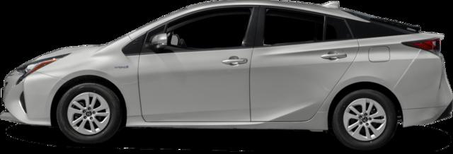 2018 Toyota Prius Hatchback Tres