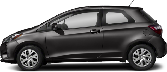 2018 Toyota Yaris Hatchback 3-Door LE