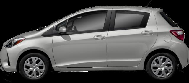 2018 Toyota Yaris Hatchback LE