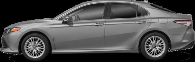 2018 Toyota Camry Híbrido Sedán SE