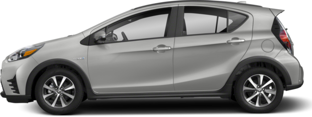 2018 Toyota Prius c Hatchback Four