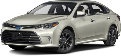 2018 Toyota Avalon Hybrid Sedan