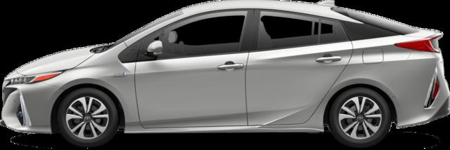 2018 Toyota Prius Prime Hatchback Plus