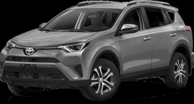 2018 Subaru Forester 2.5i SUV, 2018 Toyota RAV4 LE SUV
